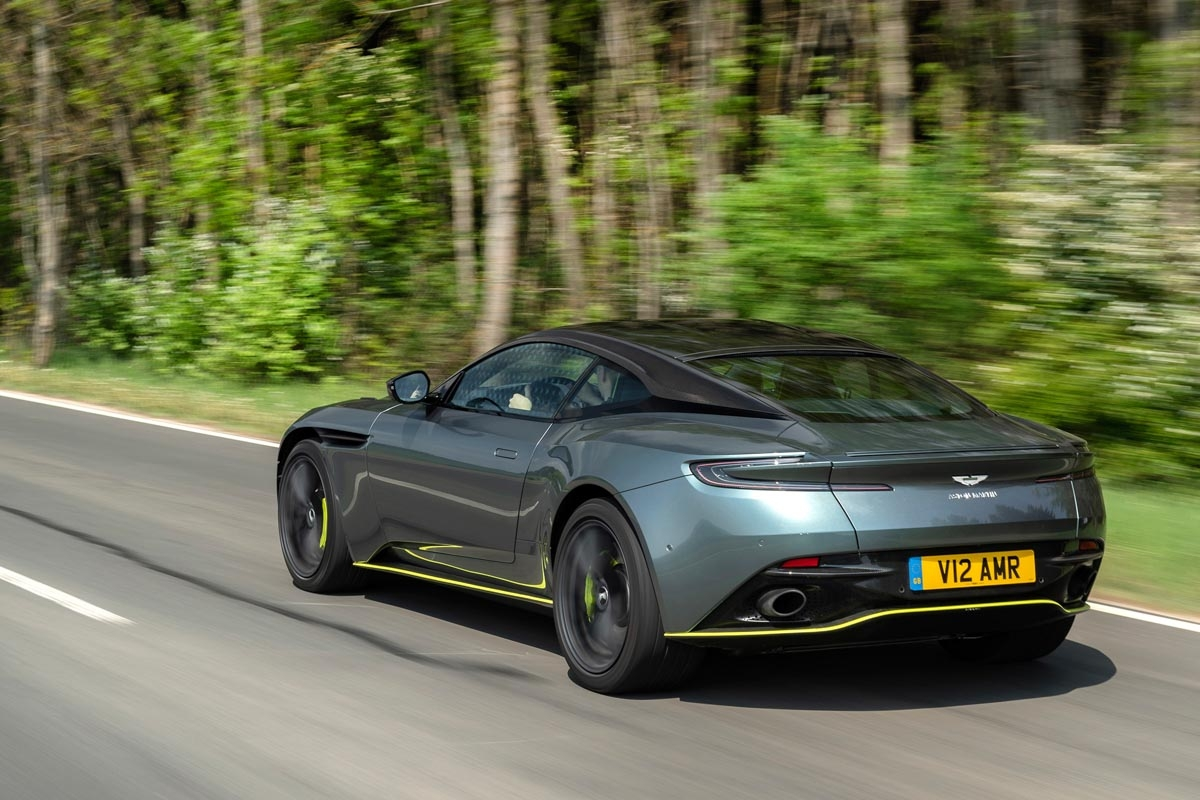 2018 Aston Martin DB11 AMR review-4