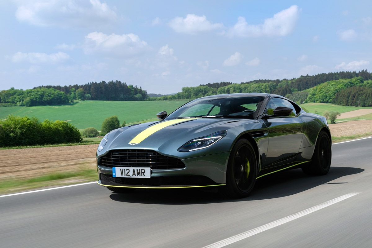2018 Aston Martin DB11 AMR review-5