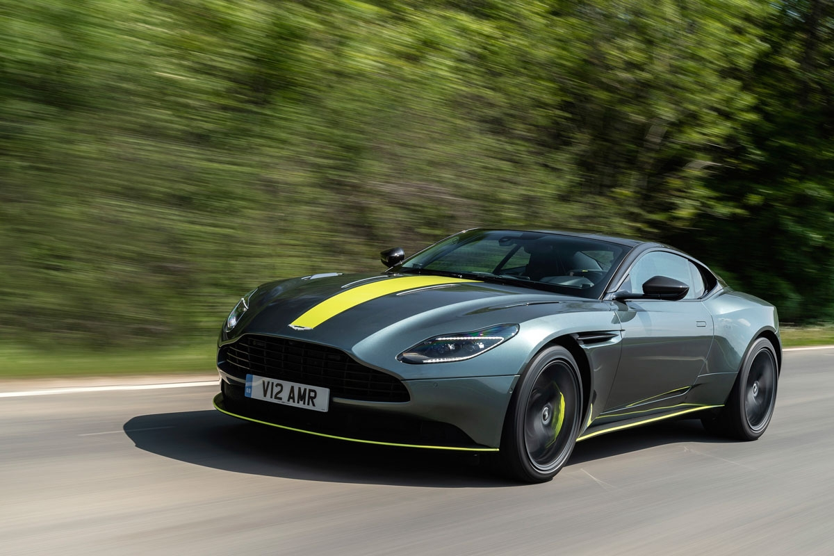 2018 Aston Martin DB11 AMR review-7