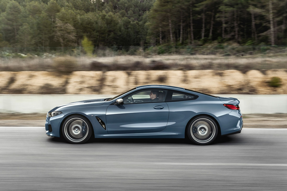 All New 2018 Bmw 8 Series Coupe Revealed Watch Out S