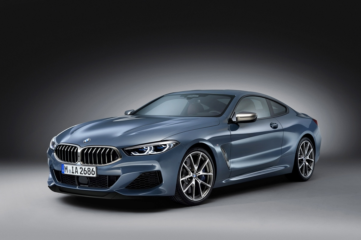 all new 2018 bmw 8 series coupe revealed watch out s class coupe. Black Bedroom Furniture Sets. Home Design Ideas