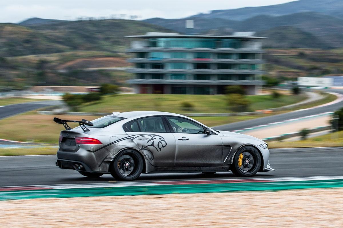 2018 Jaguar XE SV Project 8 review-17