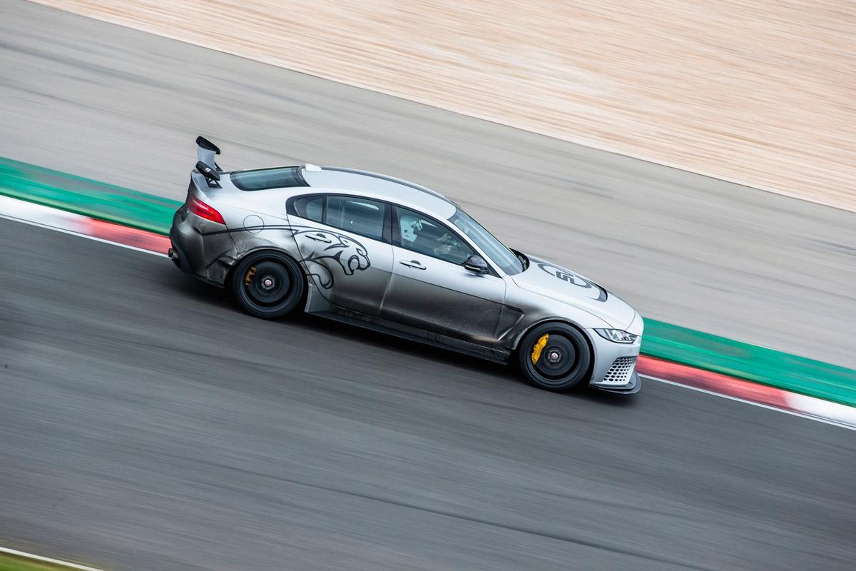 2018 Jaguar XE SV Project 8 review-18