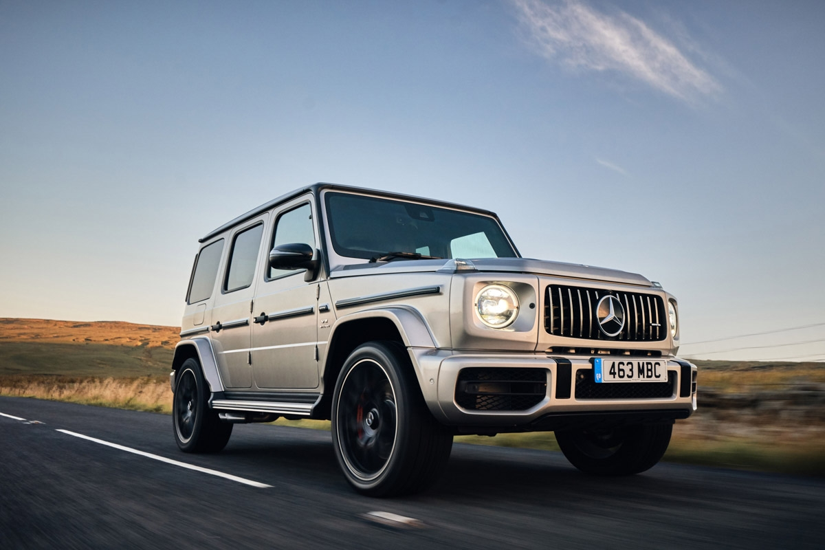 2018 Mercedes-AMG G63 review-15