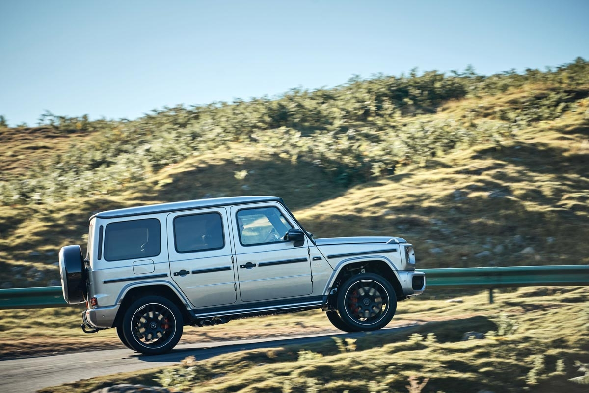 2018 Mercedes-AMG G63 review-16