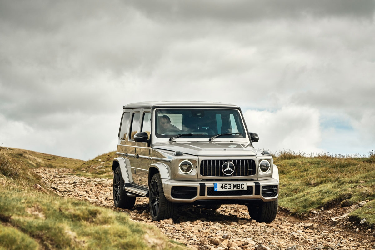 2018 Mercedes-AMG G63 review-17