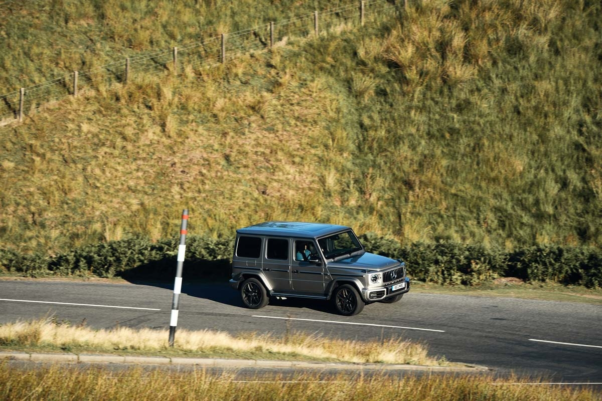 2018 Mercedes-AMG G63 review-29