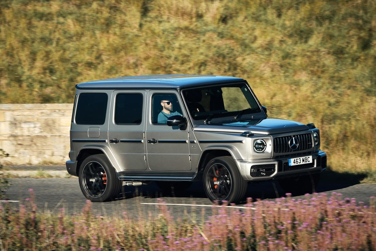 2018 Mercedes-AMG G63 review-3