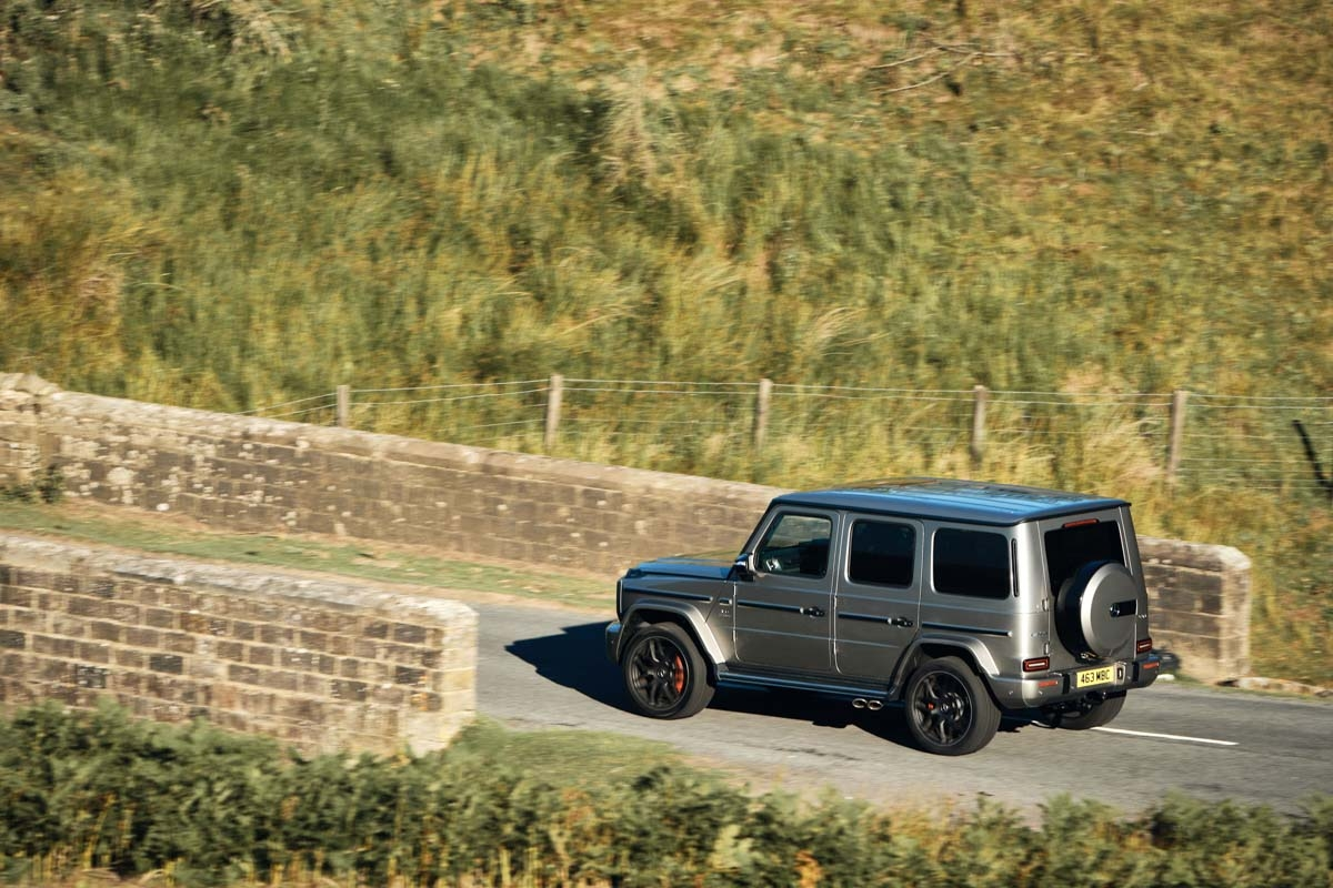 2018 Mercedes-AMG G63 review-31