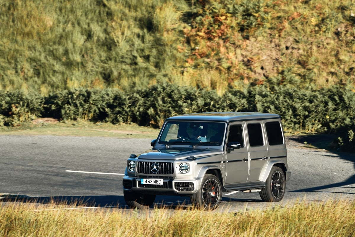 2018 Mercedes-AMG G63 review-33