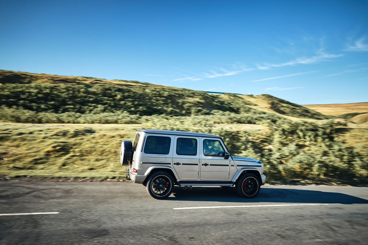 2018 Mercedes-AMG G63 review-39
