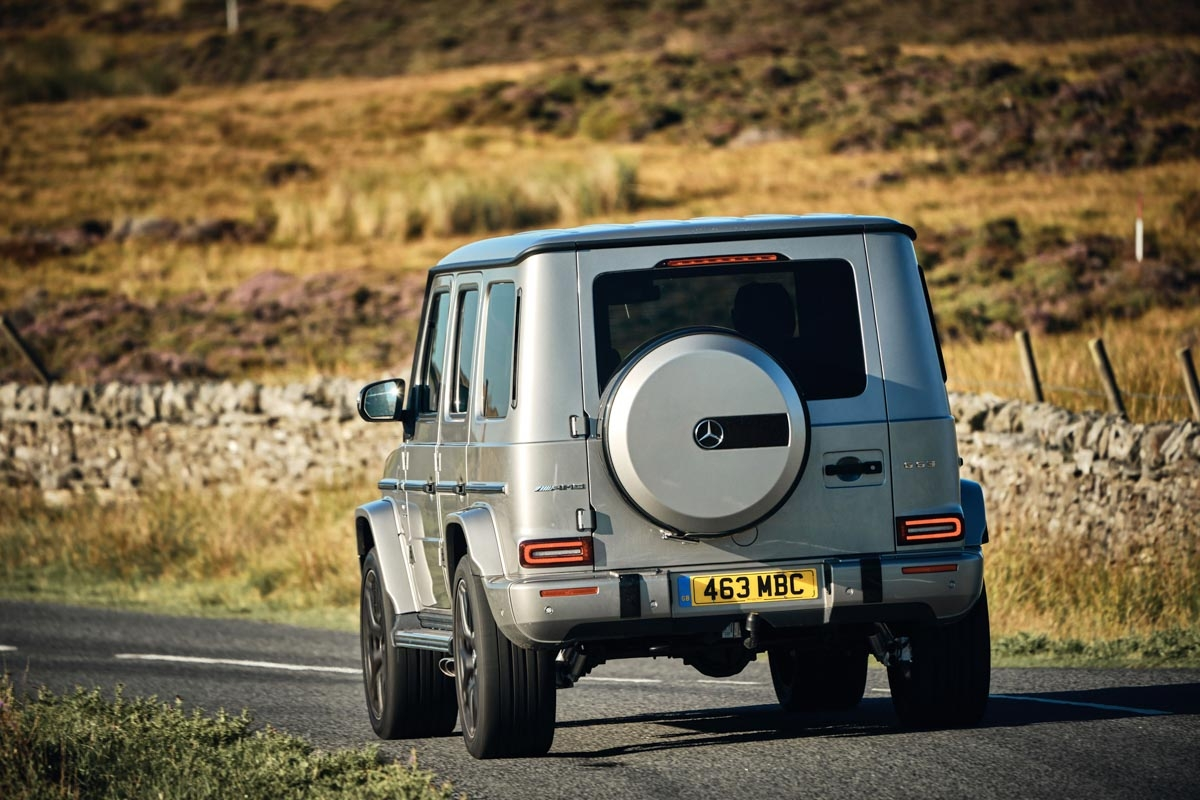 2018 Mercedes-AMG G63 review-4