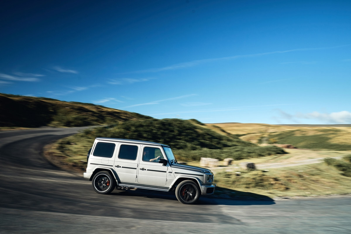 2018 Mercedes-AMG G63 review-43