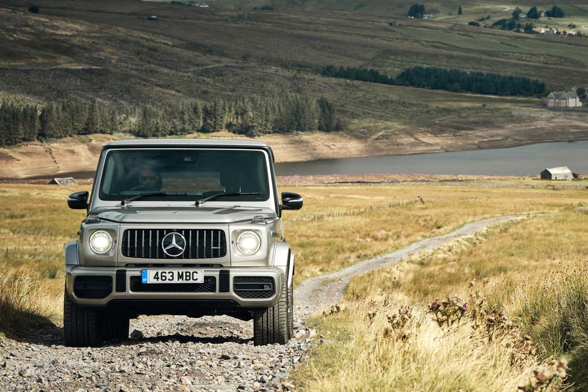 2018 Mercedes-AMG G63 review-47