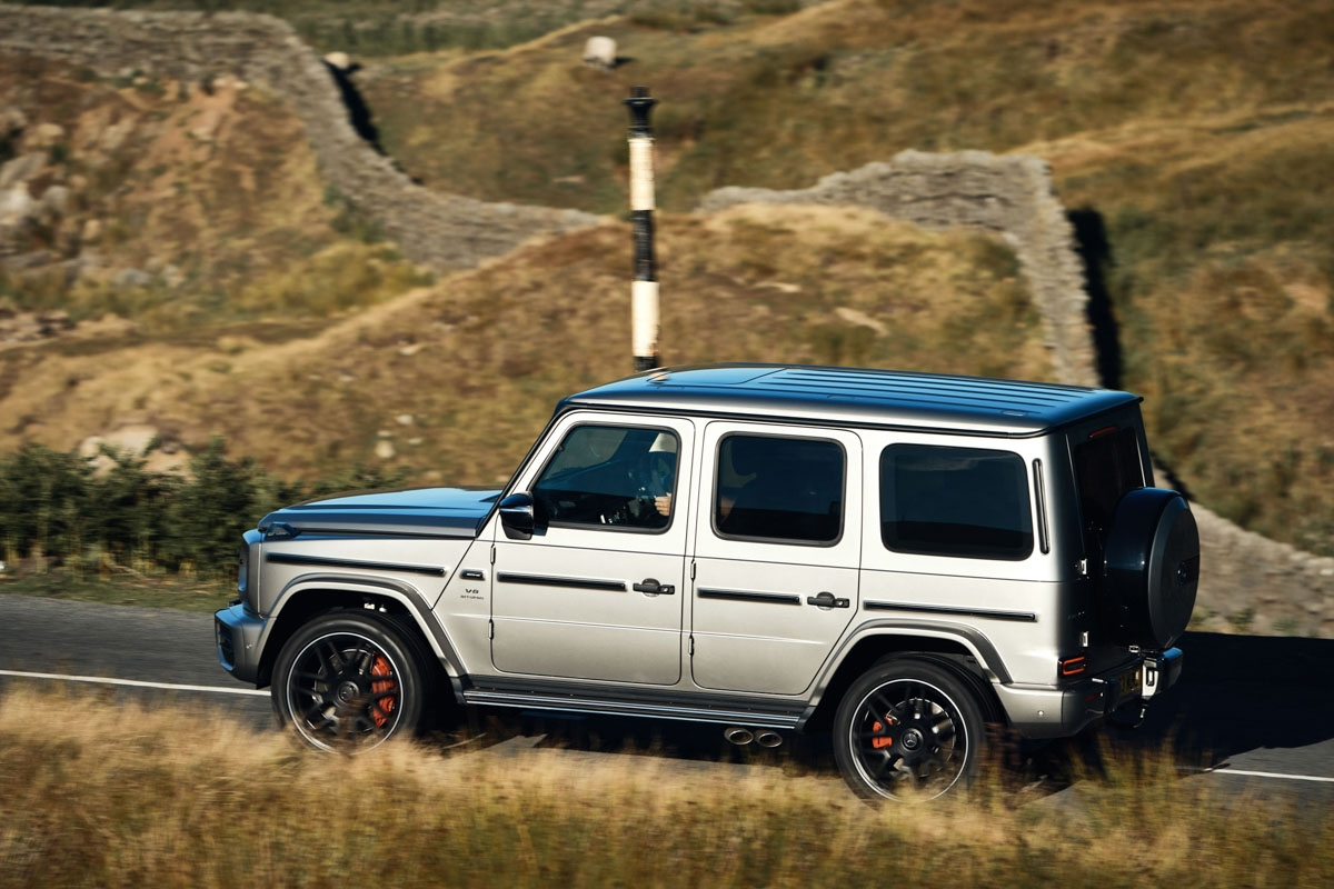 2018 Mercedes-AMG G63 review-5