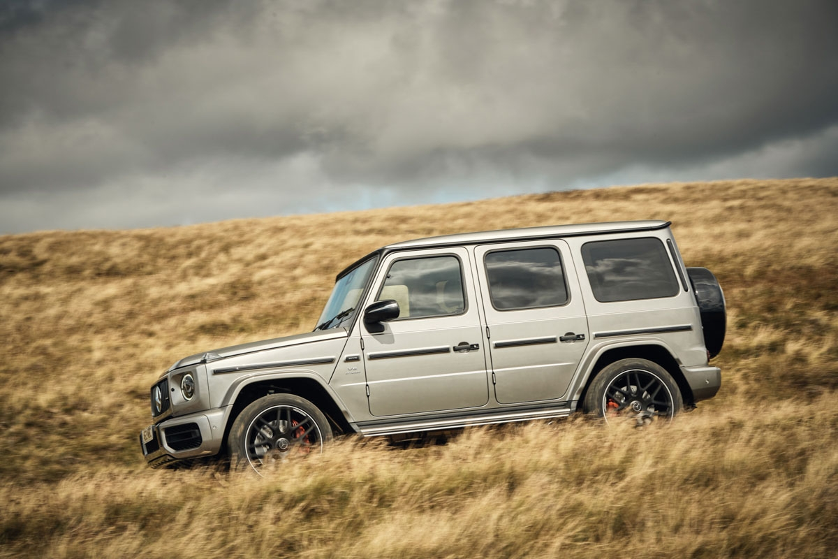 2018 Mercedes-AMG G63 review-51