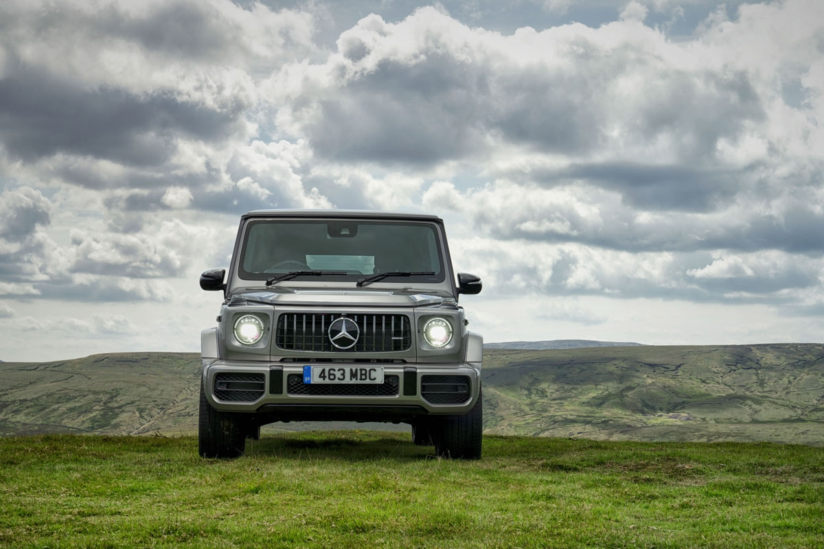 2018 Mercedes-AMG G63 review-55