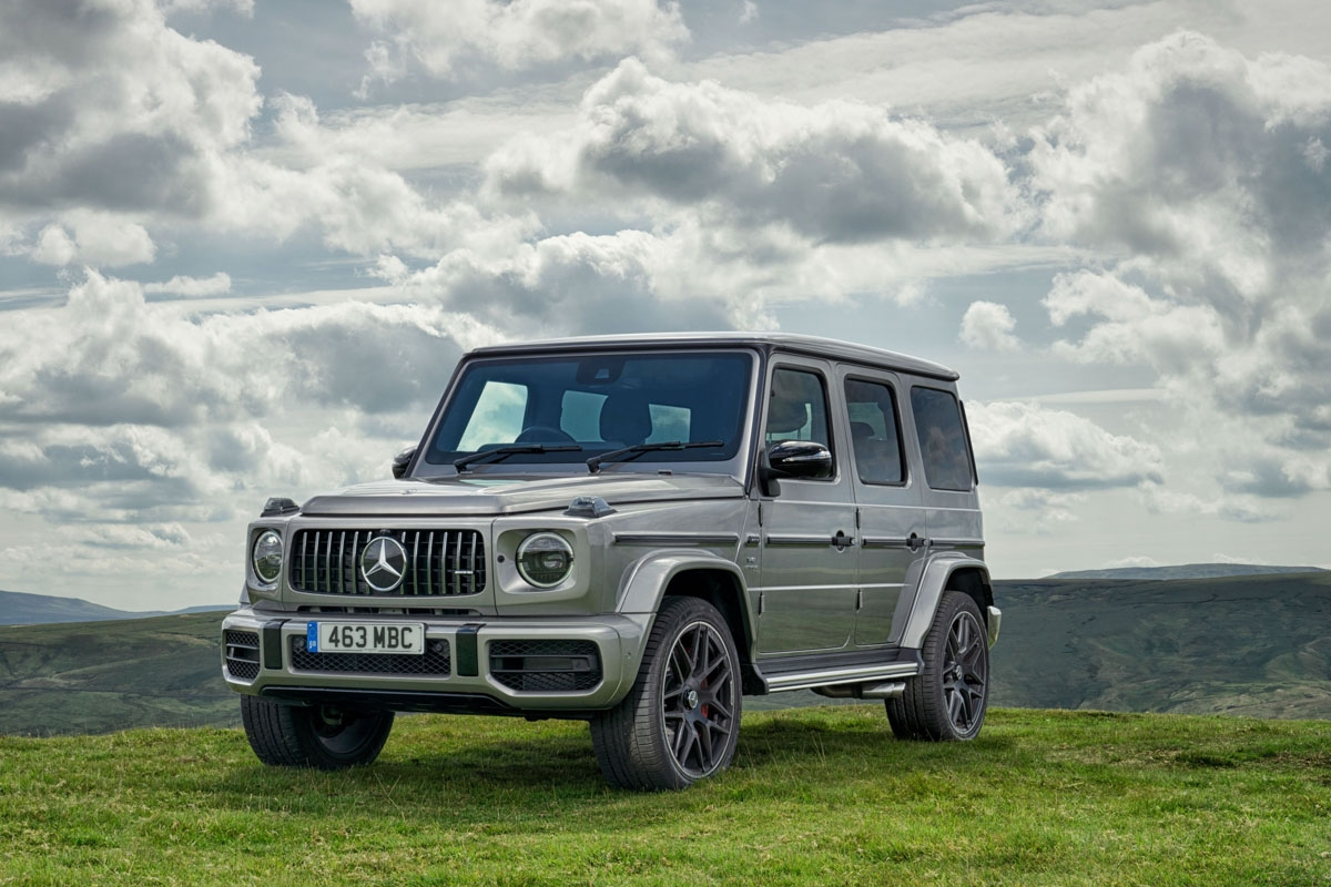2018 Mercedes-AMG G63 review-57