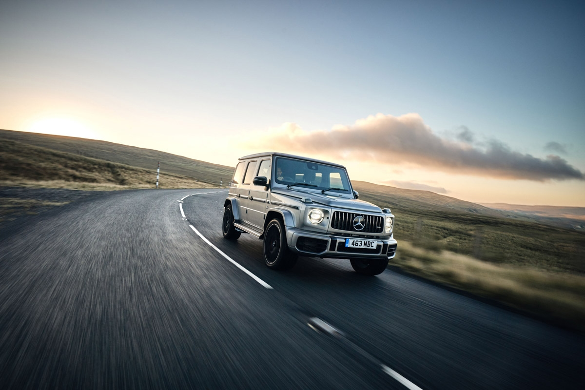 2018 Mercedes-AMG G63 review-61