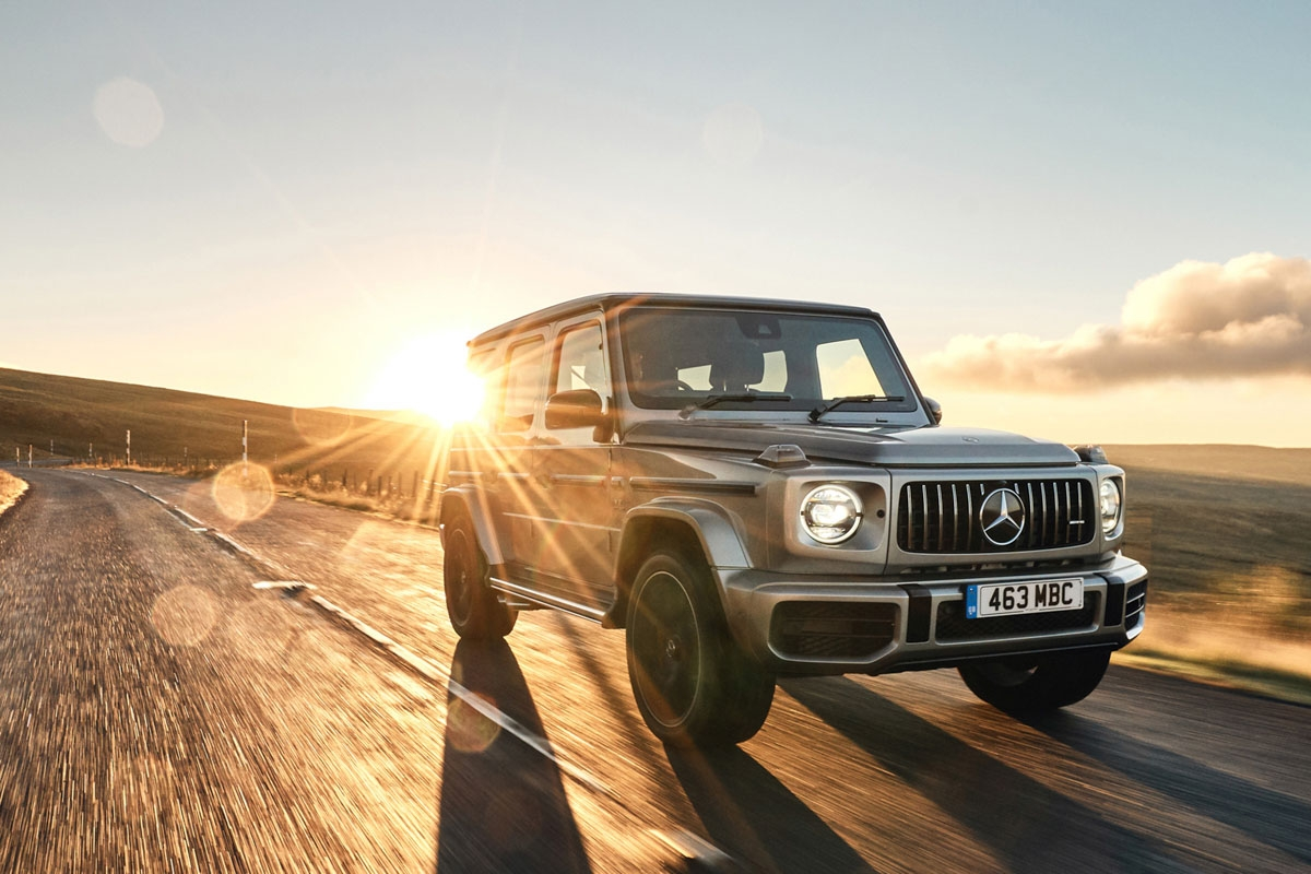 2018 Mercedes-AMG G63 review-64