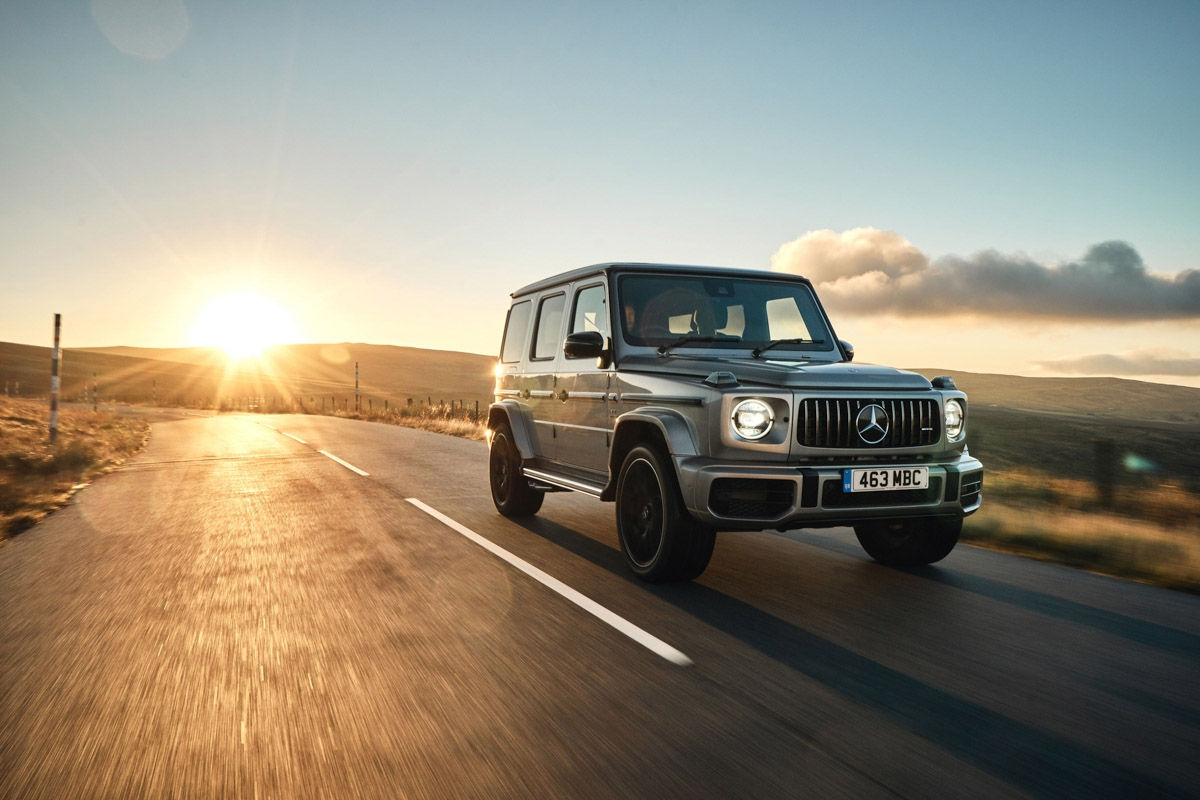 2018 Mercedes-AMG G63 review-65