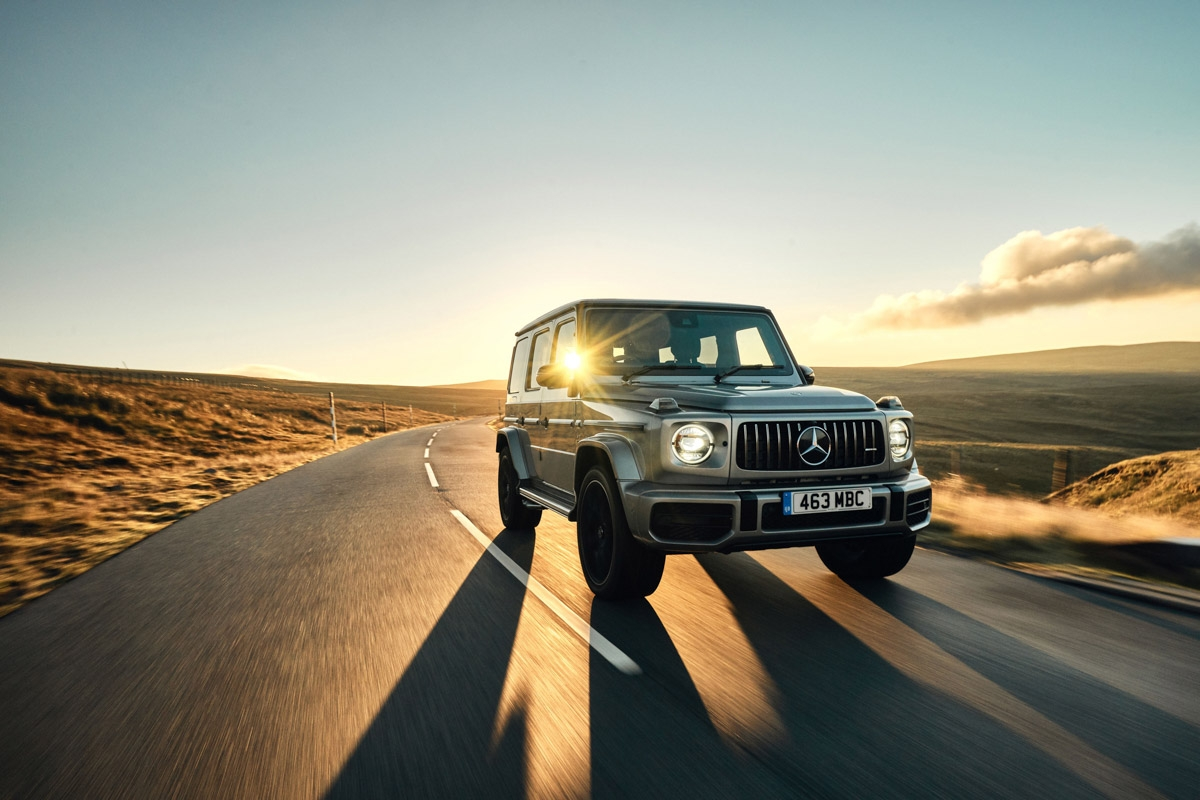 2018 Mercedes-AMG G63 review-66