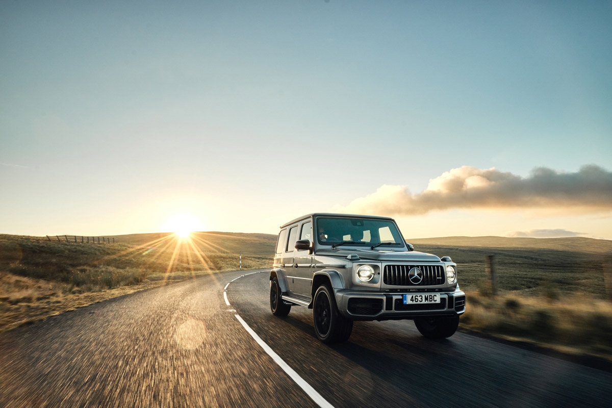 2018 Mercedes-AMG G63 review-67