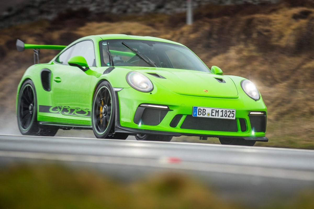 2018 Porsche 911 GT3 RS-1