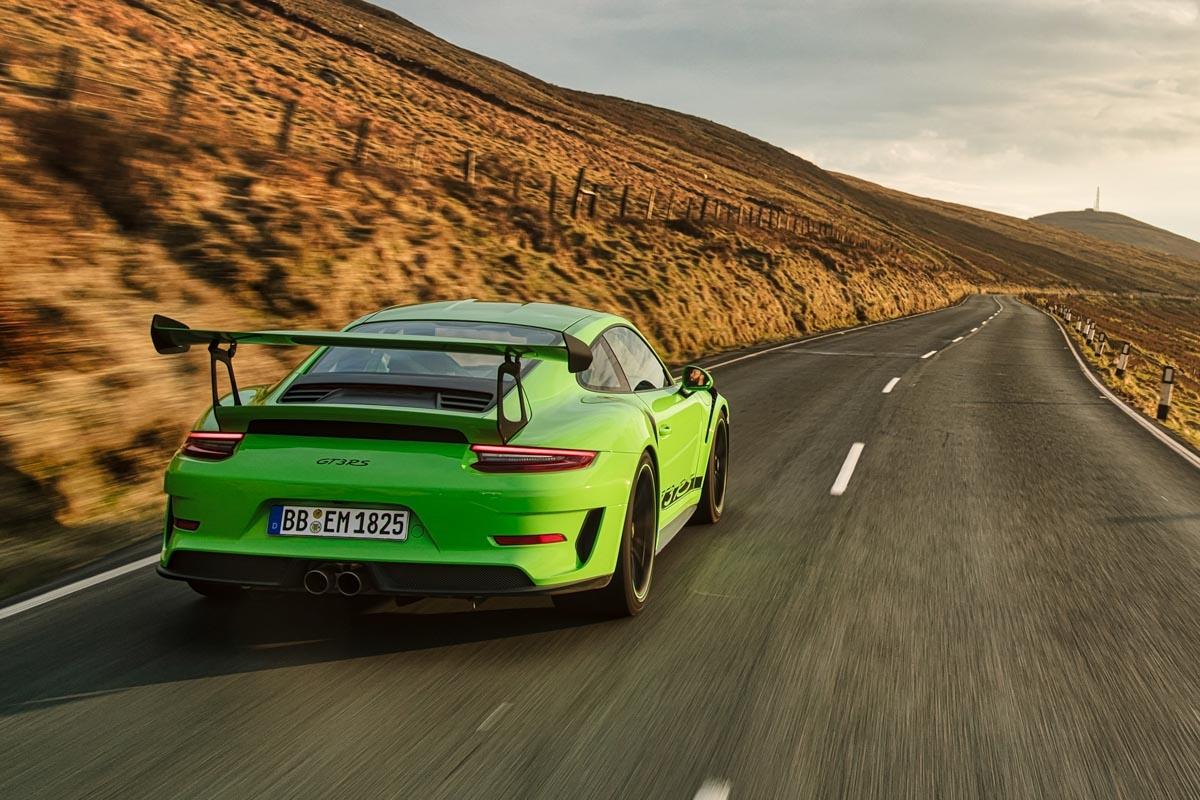2018 Porsche 911 GT3 RS-14