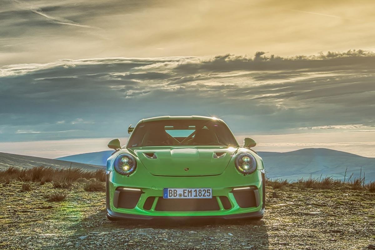 2018 Porsche 911 GT3 RS-15