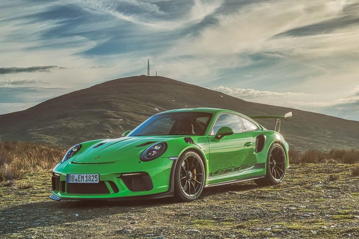 2018 Porsche 911 GT3 RS-17