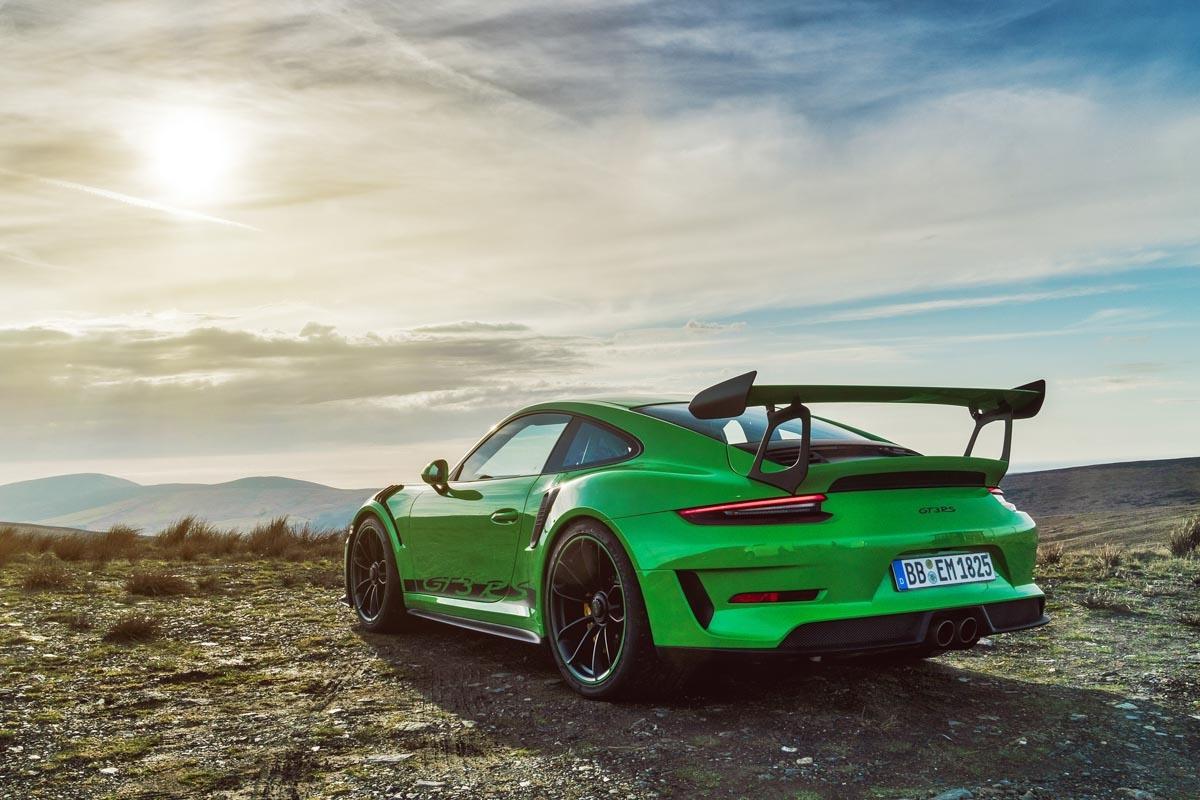 2018 Porsche 911 GT3 RS-18