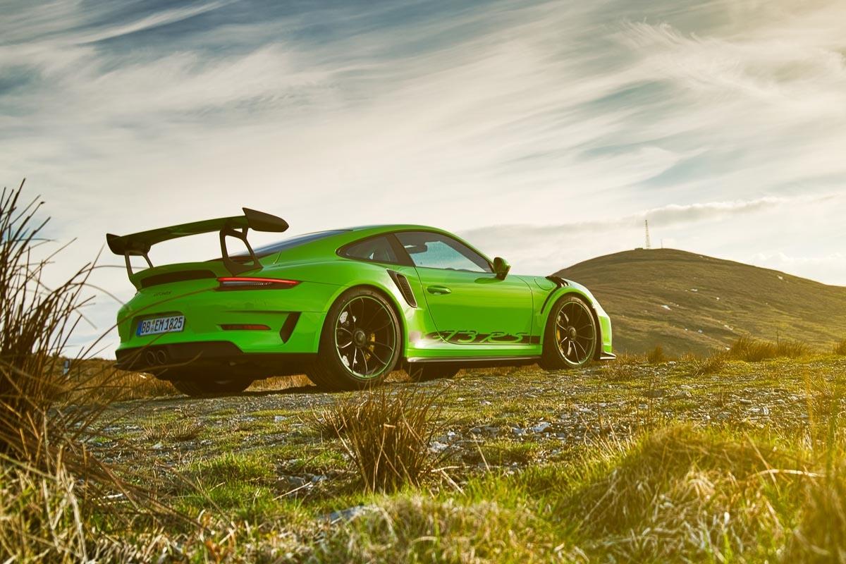 2018 Porsche 911 GT3 RS-19