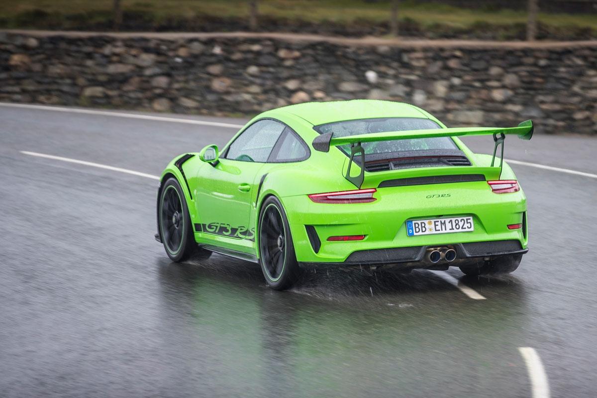 2018 Porsche 911 GT3 RS-2