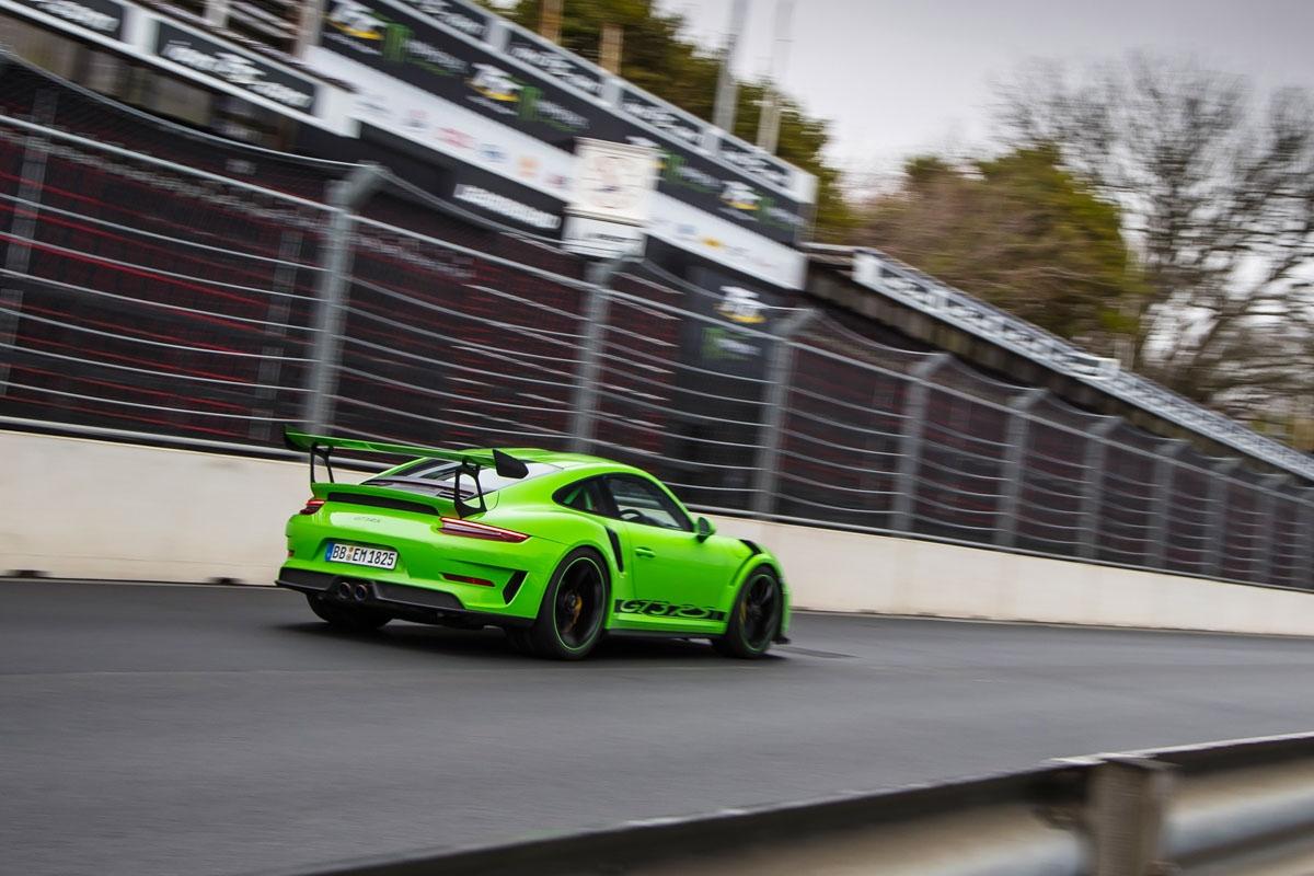 2018 Porsche 911 GT3 RS-21