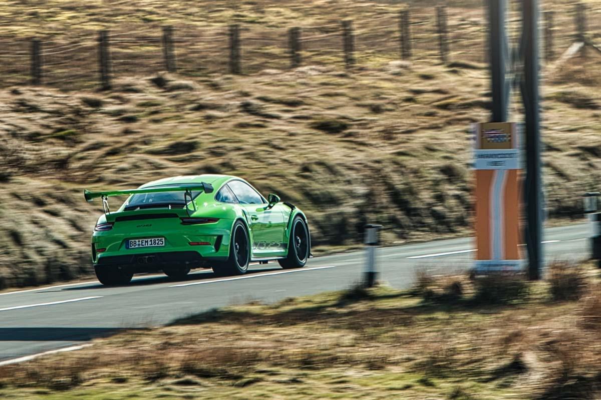 2018 Porsche 911 GT3 RS-6