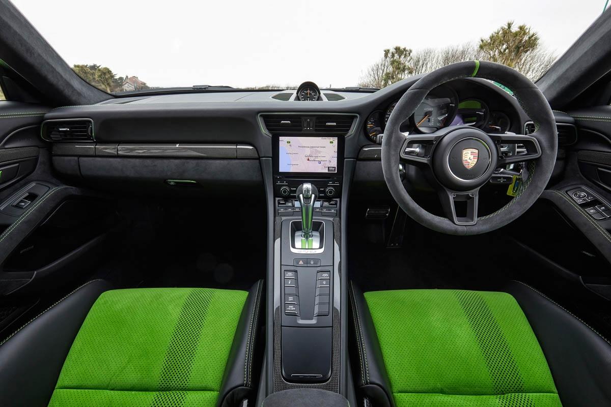 2018 Porsche 911 GT3 RS-9