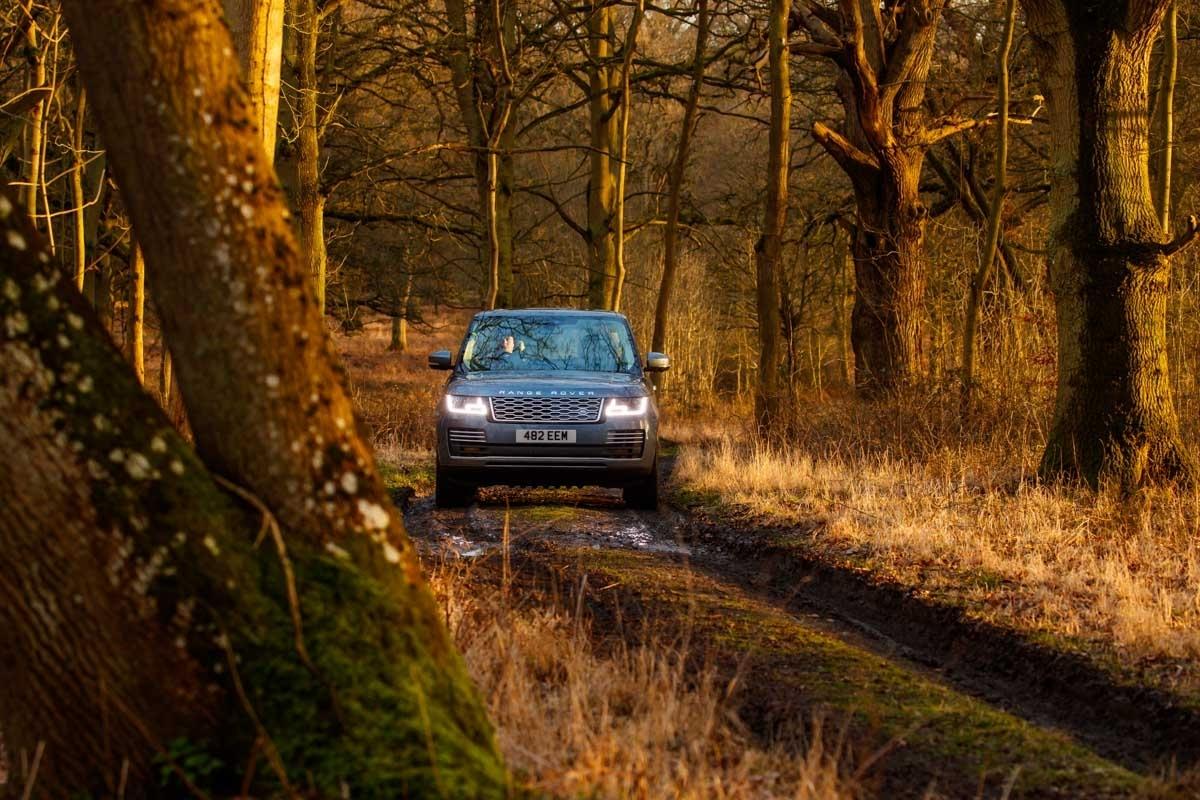 Driven. 2018 Range Rover-68