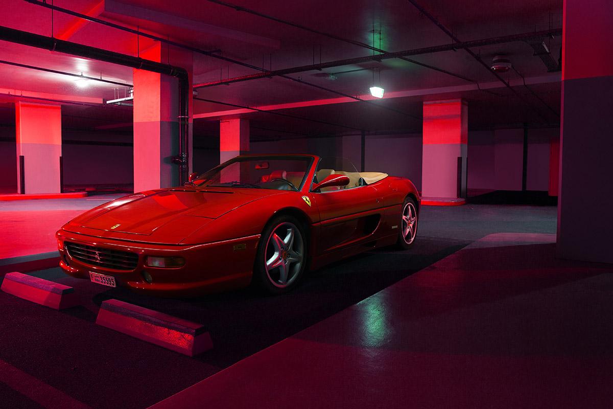 Fast Fleet Ferrari F355 Spider
