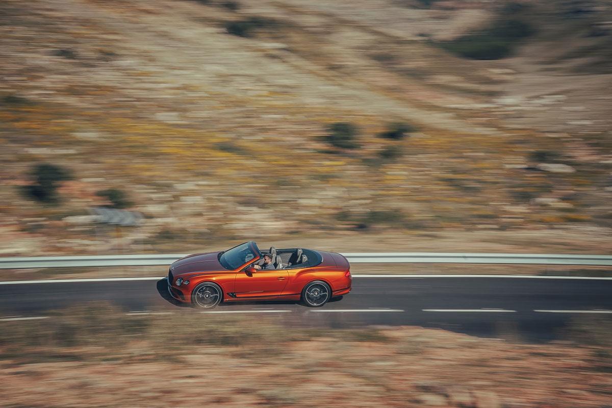 2019 Bentley Continental GT-10