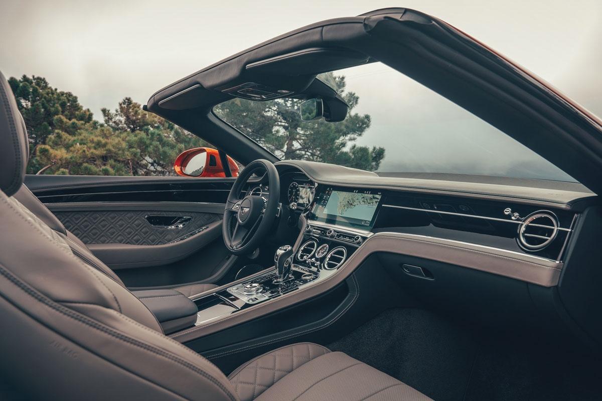 2019 Bentley Continental GT-11