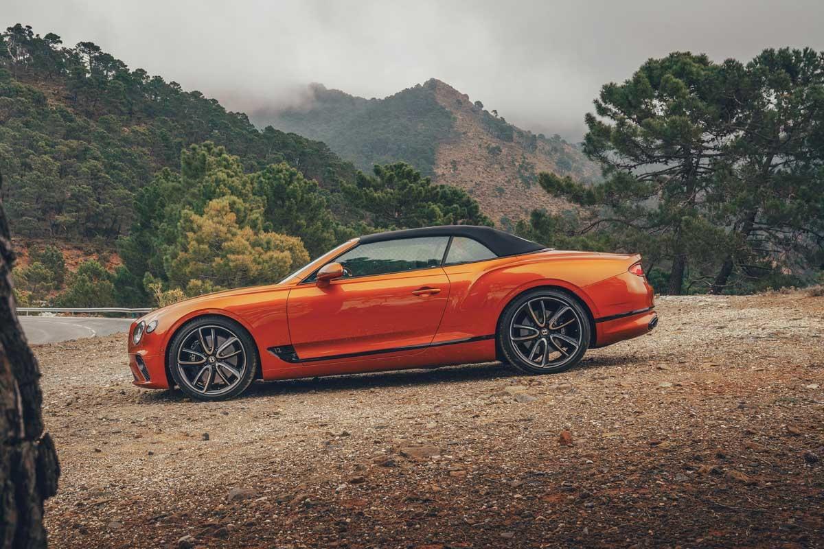2019 Bentley Continental GT-14