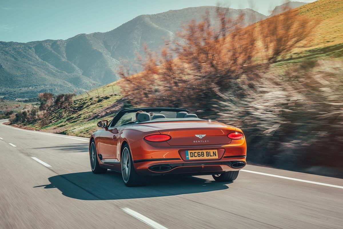 2019 Bentley Continental GT-15