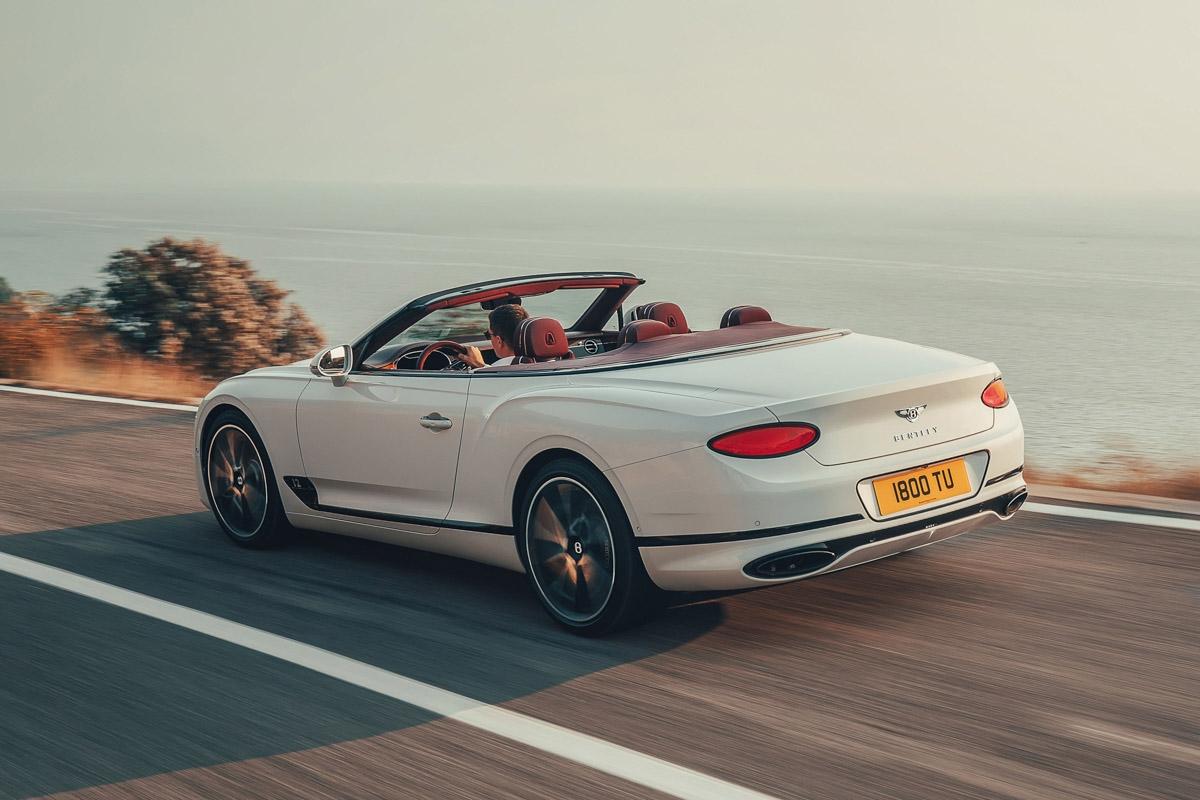 2019 Bentley Continental GT-17