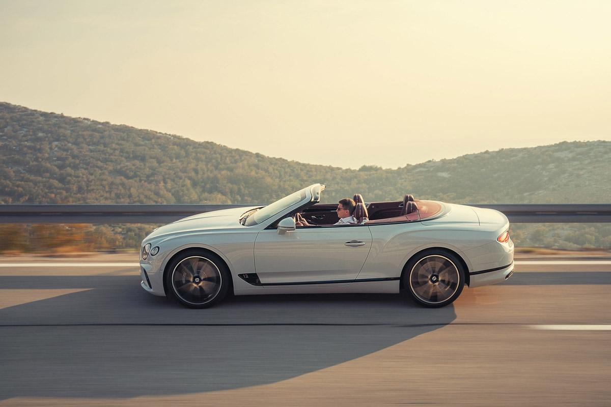2019 Bentley Continental GT-18