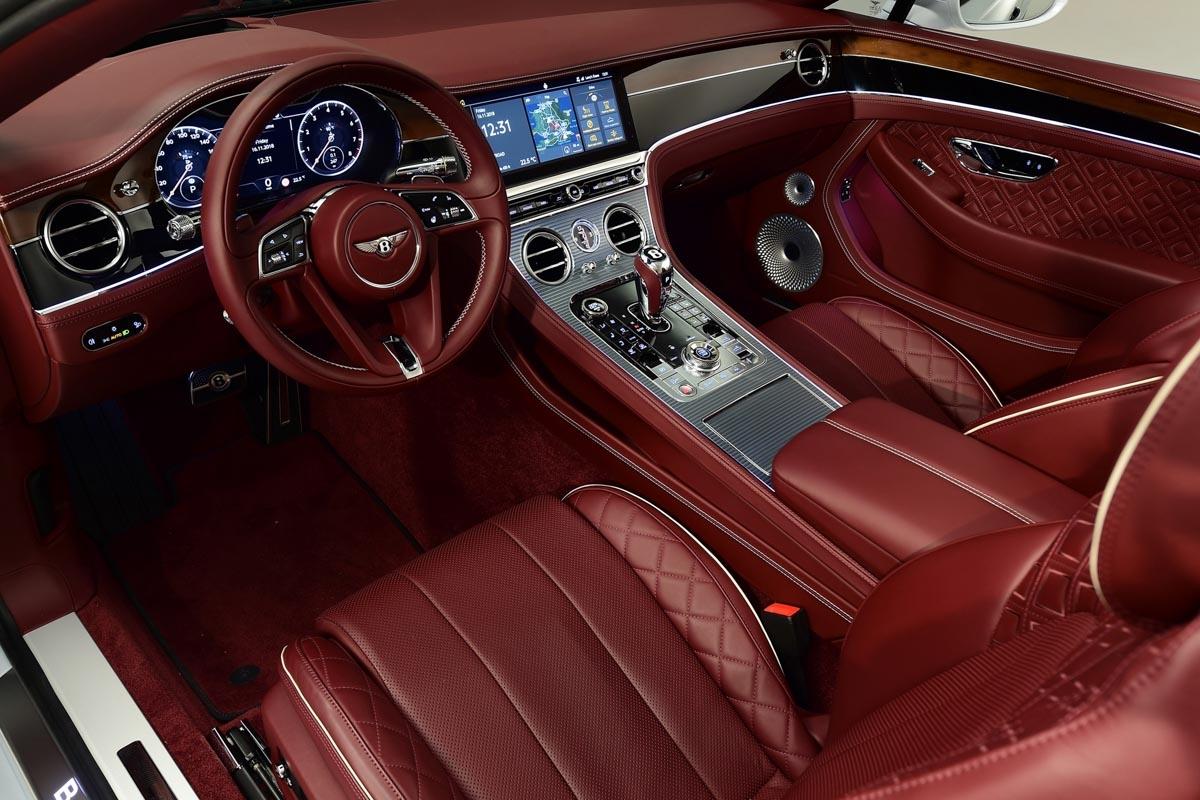 2019 Bentley Continental GT-19