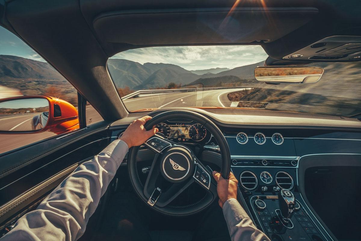2019 Bentley Continental GT-3