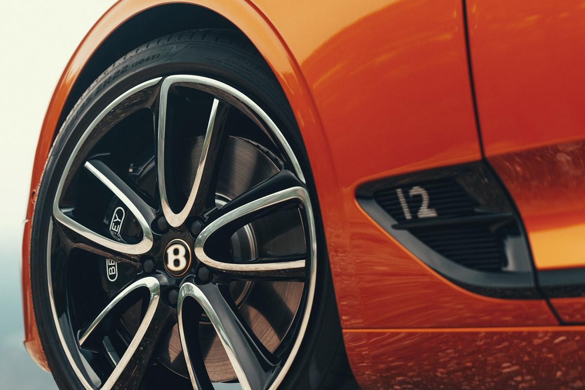 2019 Bentley Continental GT-5