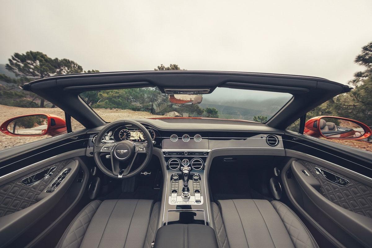 2019 Bentley Continental GT-6