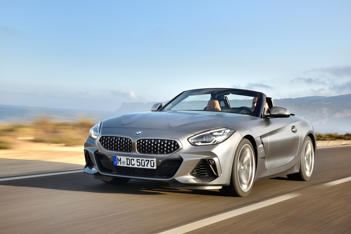 New 2019 BMW Z4 review-1